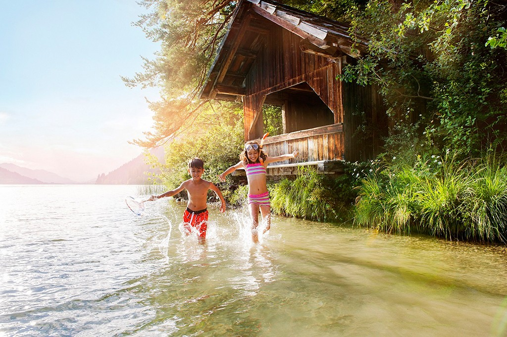 Badespaß und Action im Urlaub in Kärnten