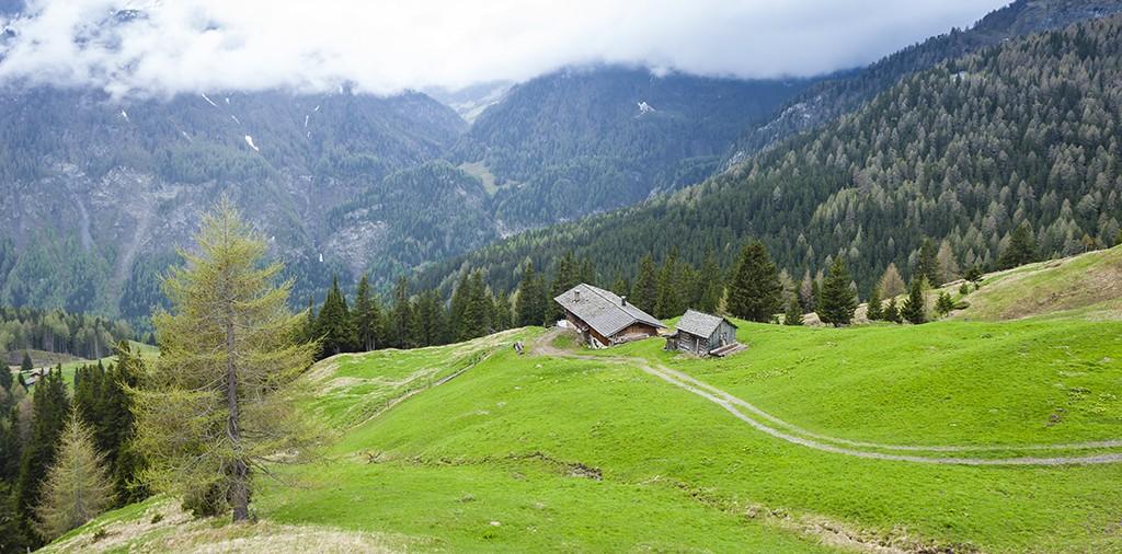 Die Hohe Tauern in Kärnten