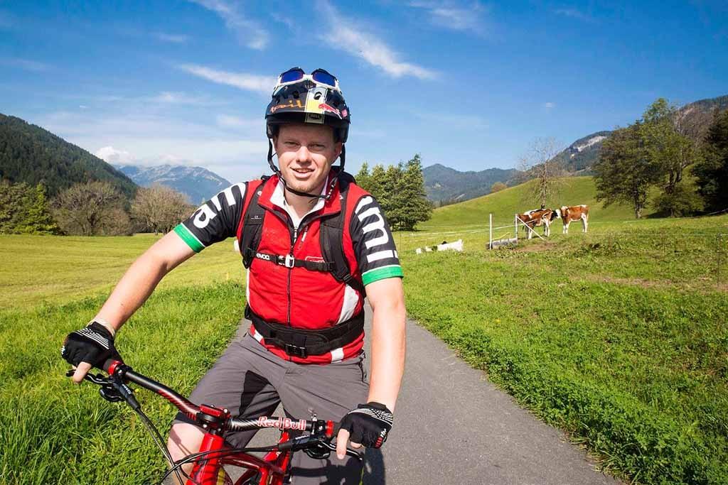 Mountainbike in Kärnten