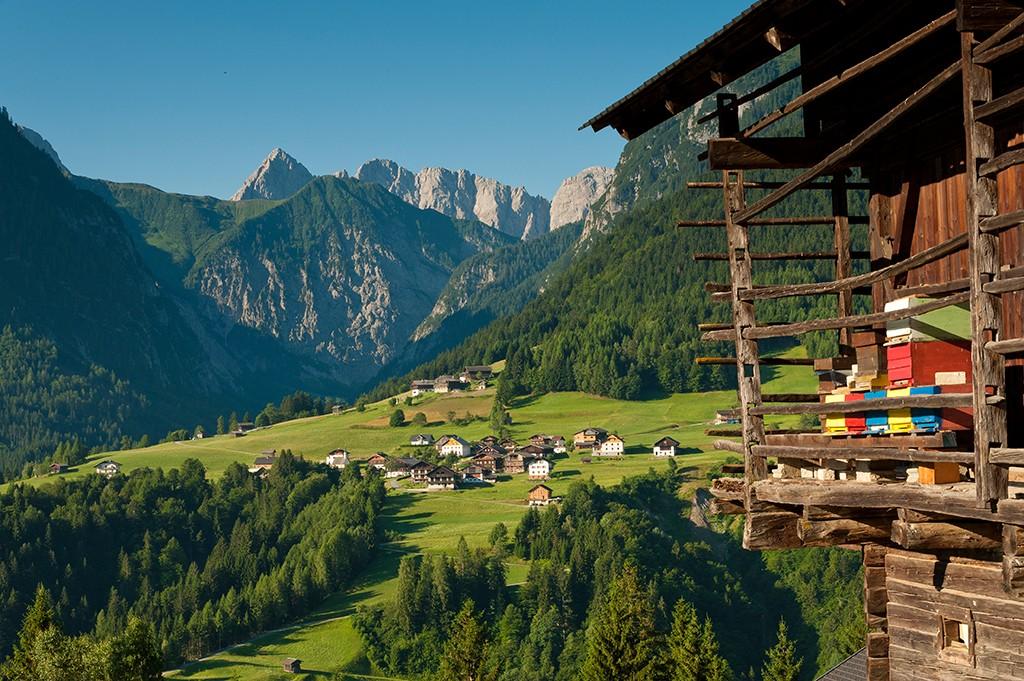 Lesachtal in Kärnten