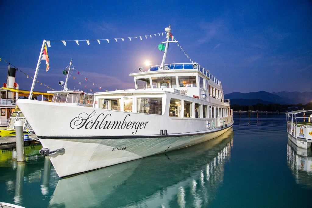 Wörthersee Schifffahrt in Klagenfurt