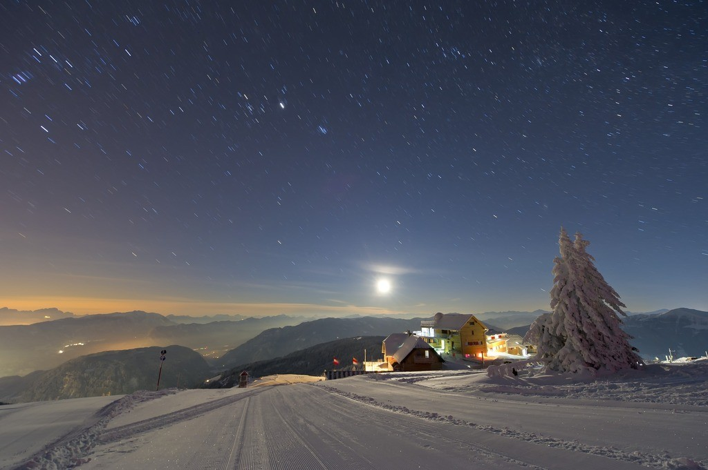 Winter in Kärnten