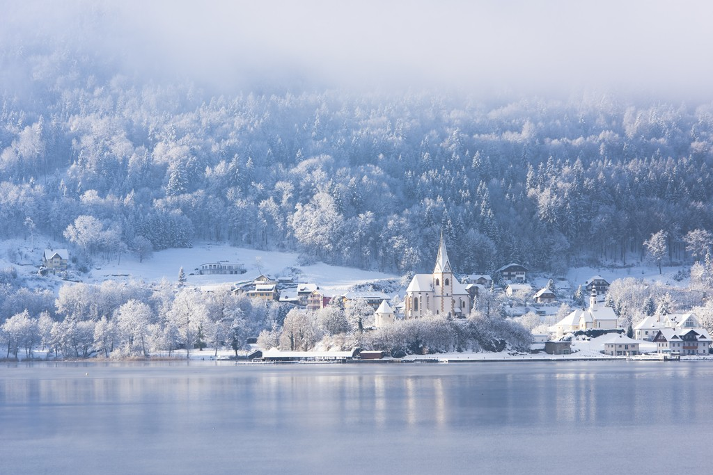 Winter in Kärnten