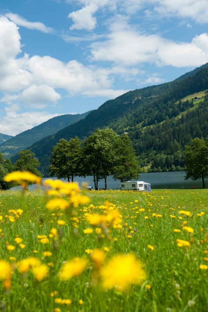Campingurlaub für Familien in Kärnten